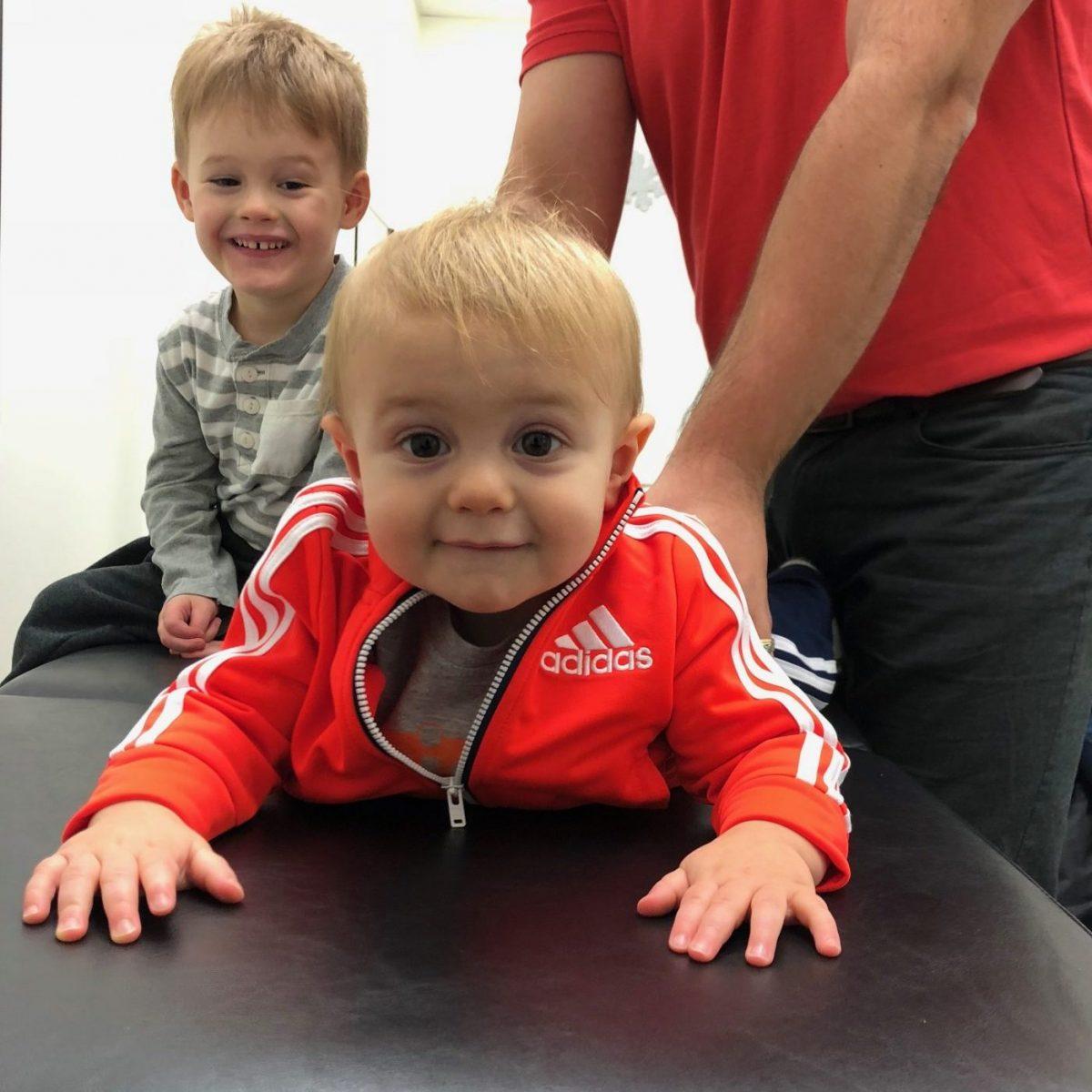 pediatric wellness chiropractic