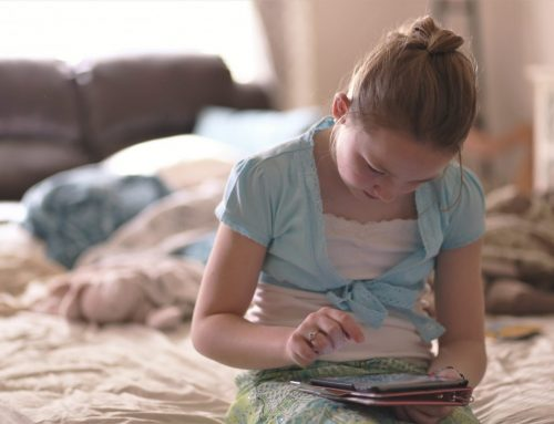 Technology & Kids Health: How to Avoid Consequences of Tech Neck